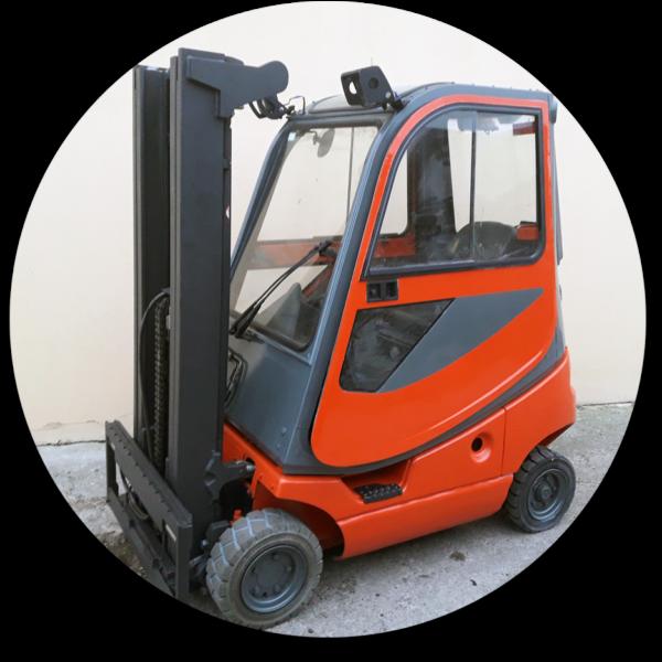 Wózek widłowy Linde H16T-03 DX3700 LPG